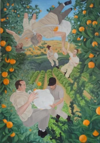 Apesanteur - l'orangeraie