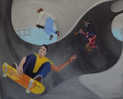Apesanteur - skatepark