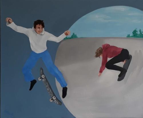 Apesanteur - skatepark #2